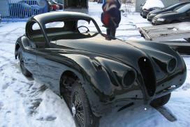 Jaguar XK O nas